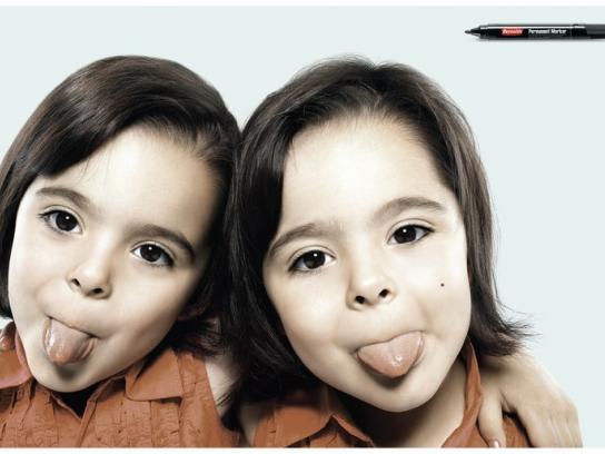 Reynolds Print Ad -  Twins