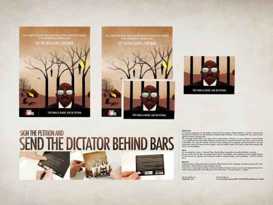 Urgence Darfour Direct Ad -  Flyer