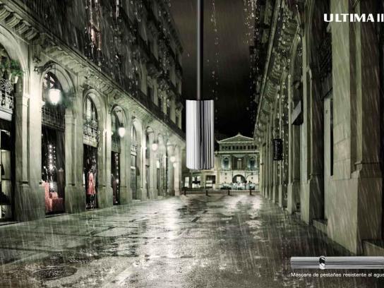 Ultima Print Ad -  Umbrella