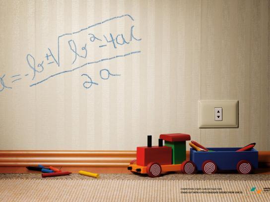 UNICID Print Ad -  Formula