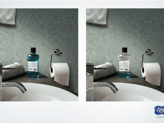 Unico Print Ad -  Mouthwash
