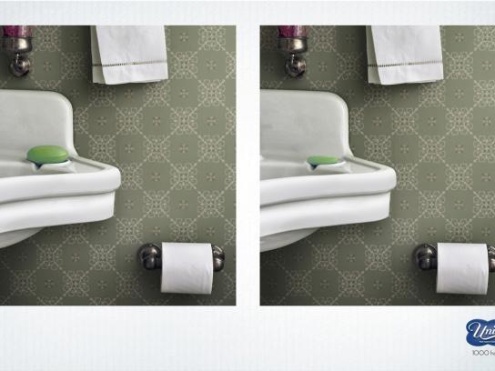 Unico Print Ad -  Soap