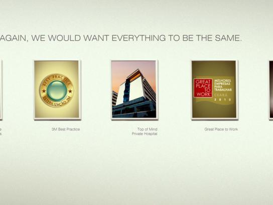 Unimed Fortaleza Print Ad -  Almost