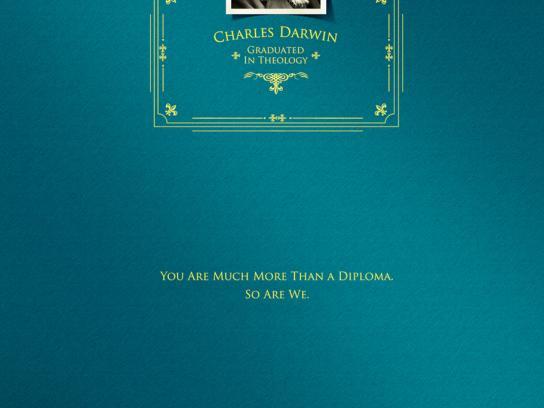UniRitter University Print Ad -  Charles