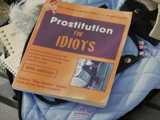 United Way Print Ad -  Prostitution