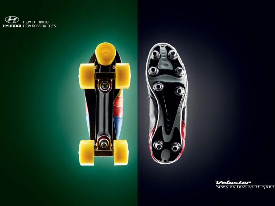 Hyundai Print Ad -  Roller Studs
