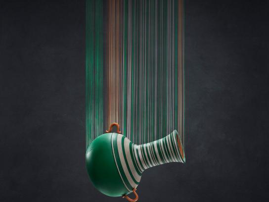 Resistol 911 Print Ad -  Vase