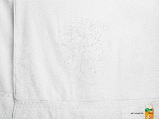Dabur Vatika Print Ad -  Face, 2
