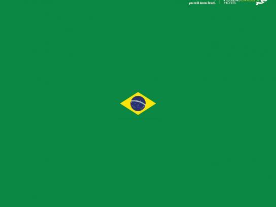 Verdegreen Print Ad -  Flag