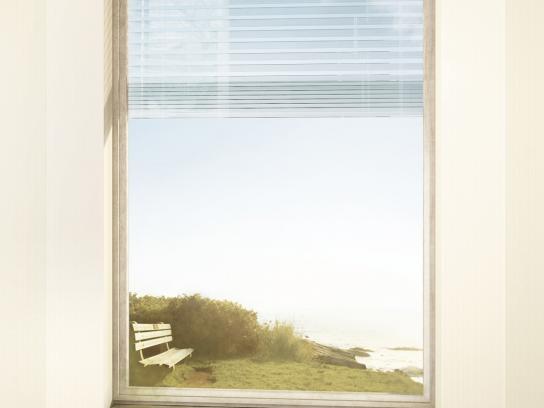 Vetril Print Ad -  Venetian blind