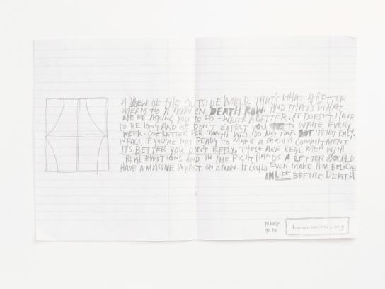 Human Writes Print Ad -  View