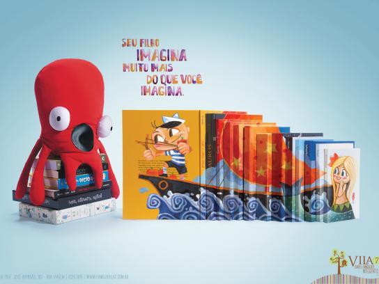 Vila7 Print Ad -  Sailor