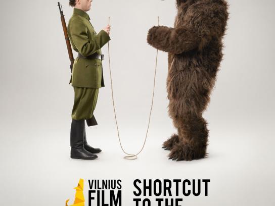 Vilnius Print Ad -  Hunter