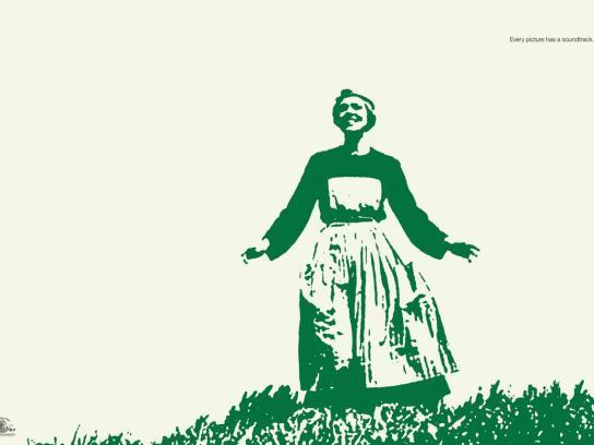 Virgin Print Ad -  Soundtrack, 2