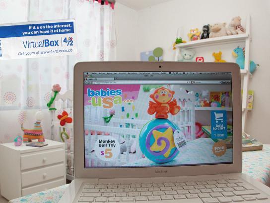 VirtualBox Print Ad -  Toy