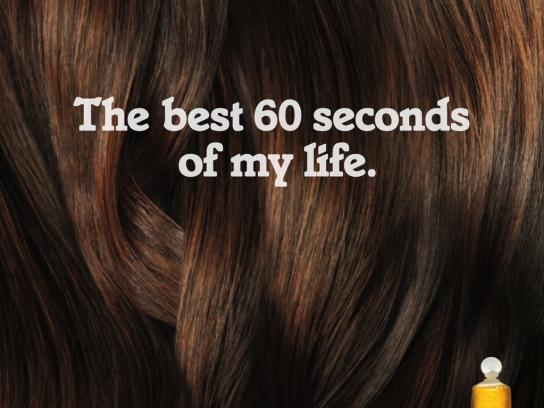 VO5 Print Ad -  Best