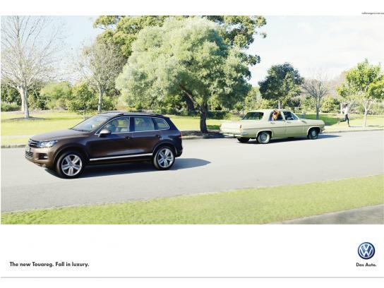Volkswagen Print Ad -  Dog