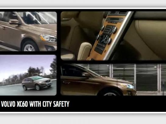 Volvo Digital Ad -  A Piece of your Löv