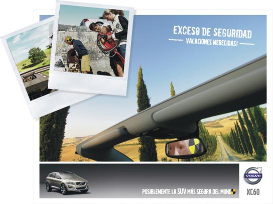 Volvo Print Ad -  Safe, 1