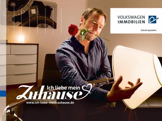 Volkswagen Print Ad -  Homelove, Tango