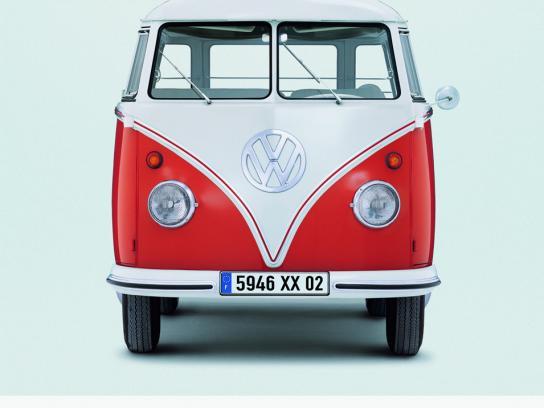 Volkswagen Print Ad -  Ideals