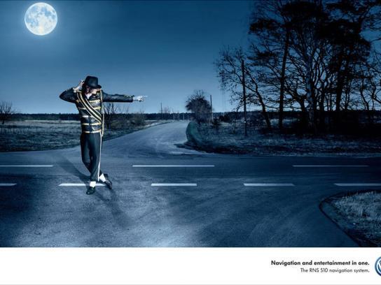 Volkswagen Print Ad -  Michael