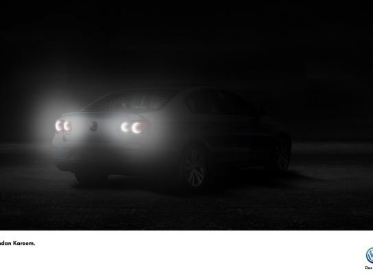 Volkswagen Print Ad -  Back