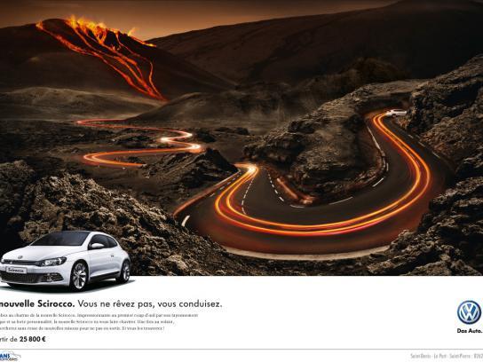 Volkswagen Print Ad -  Dream
