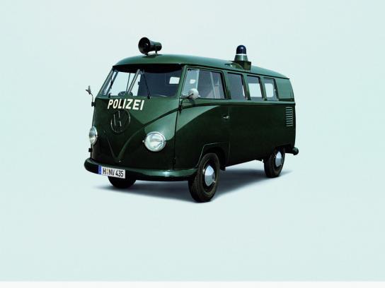 Volkswagen Print Ad -  Shock