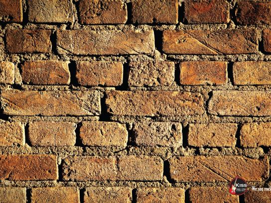 KISS FM Print Ad -  Pink Floyd