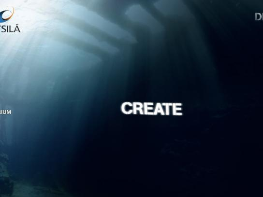 Wartsila Ship Design Digital Ad -  Design a fish