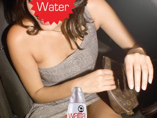 Watta Print Ad -  Upskirt, 2