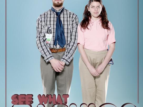 Whiteley's Print Ad -  Girlfriend