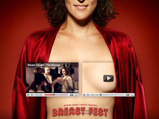 ReThink Breast Cancer Digital Ad -  Opening Soon
