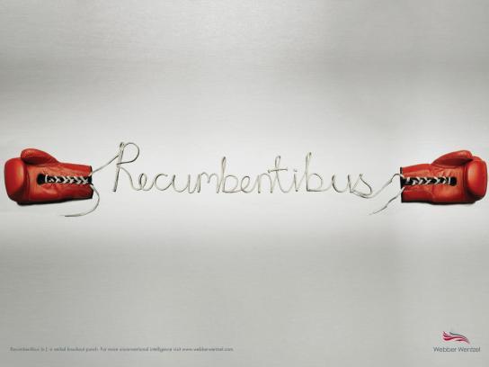Webber Wentzel Print Ad -  Gloves