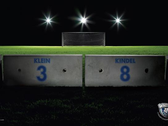 Championship defence