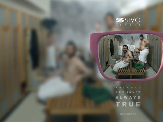SIVO Print Ad -  Myopie, Who is your daddy