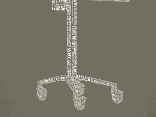Nurture by Steelcase Print Ad -  Word Furniture, Pocket