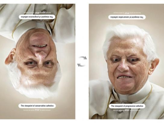 WOZ Print Ad -  Viewpoint, 2