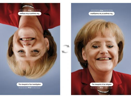 WOZ Print Ad -  Viewpoint, 3