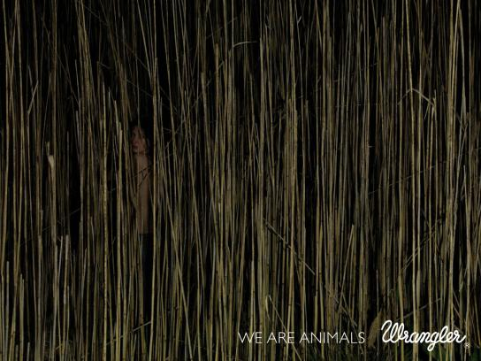 Wrangler Print Ad -  We are animals, 7
