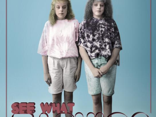 Whiteley's Print Ad -  Mum