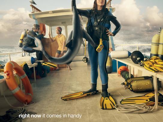 Wustenrot Print Ad -  Shark