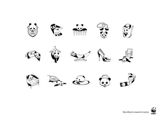 WWF Print Ad -  Accessory