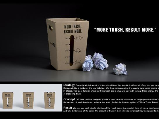 Y&R Direct Ad -  More Trash