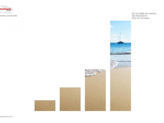 Congonhas Travel Print Ad -  Yacht