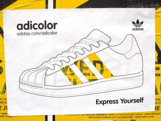 Adicolor Yellow