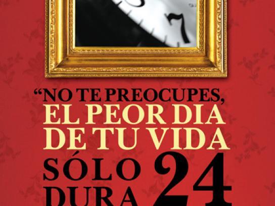 Dewar's Print Ad -  24