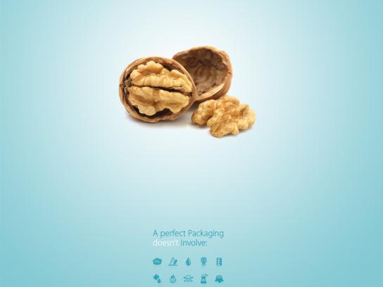 WWF Print Ad -  Nut