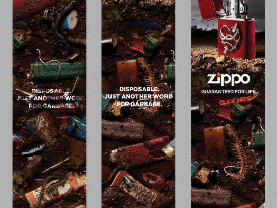 Zippo Digital Ad -  Banner
